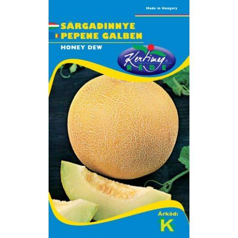 Sárgadinnye mag - Honey dew- 2g