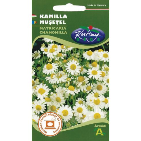 Matricaria chamomilla - Kamilla - 0,5g